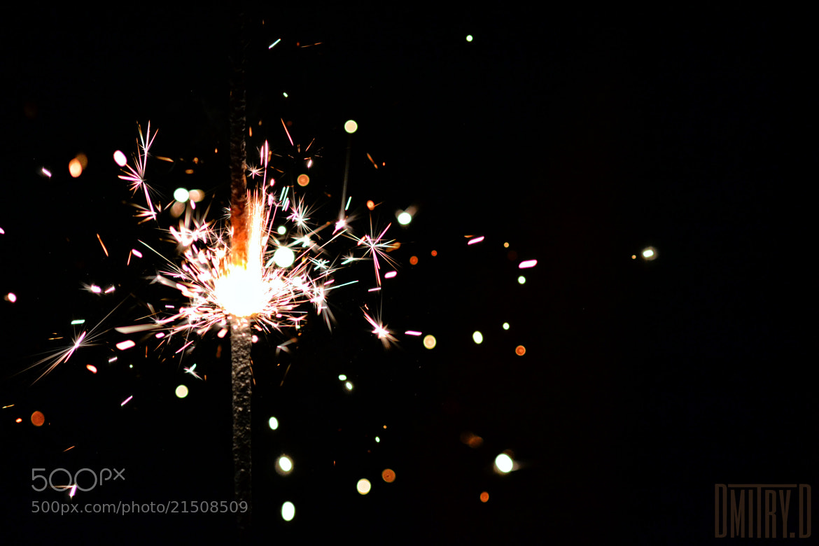 Photograph Sparklers by Dmitry Doronin on 500px