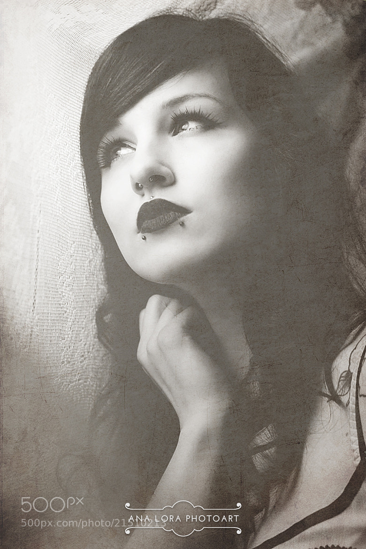 Photograph Mrs. Gravedigger by Ana Lora Photoart on 500px