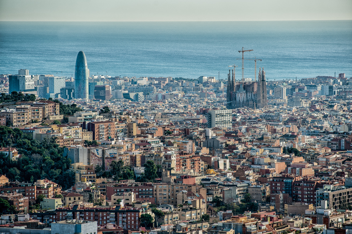 Photograph Barcelona by Paul Todd on 500px