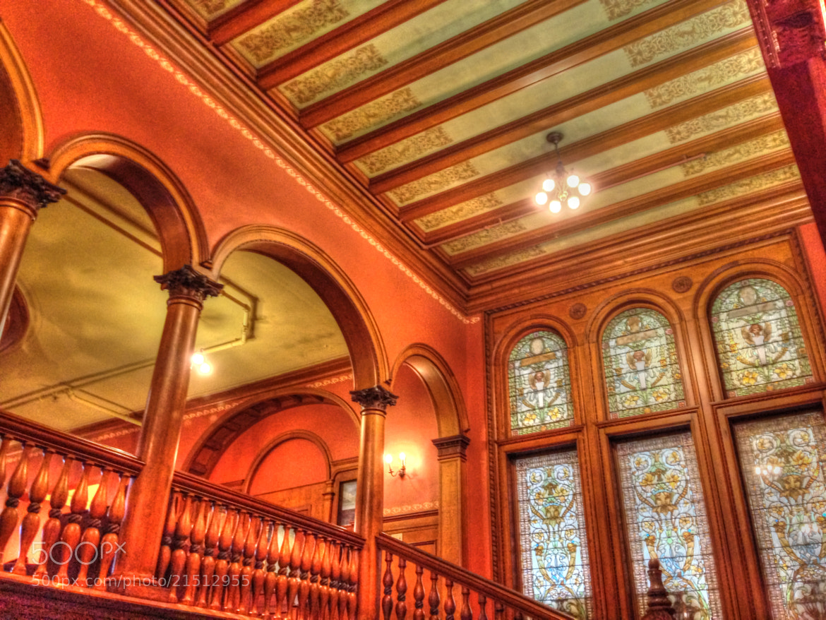 Photograph Flagler College Foyer  by Jack Pierson  on 500px