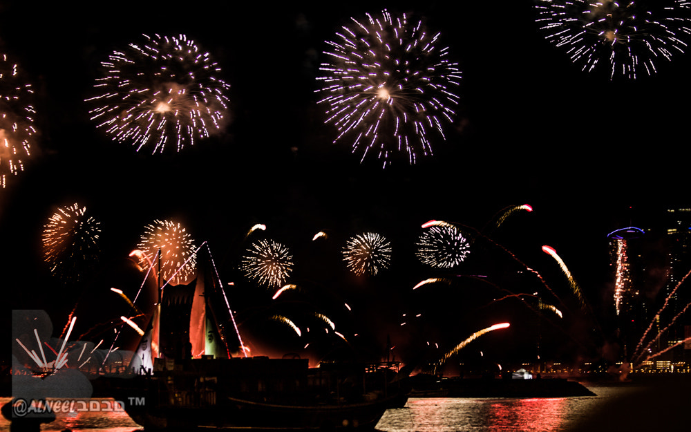 Photograph Fire Works by Alneel םבםב™ on 500px