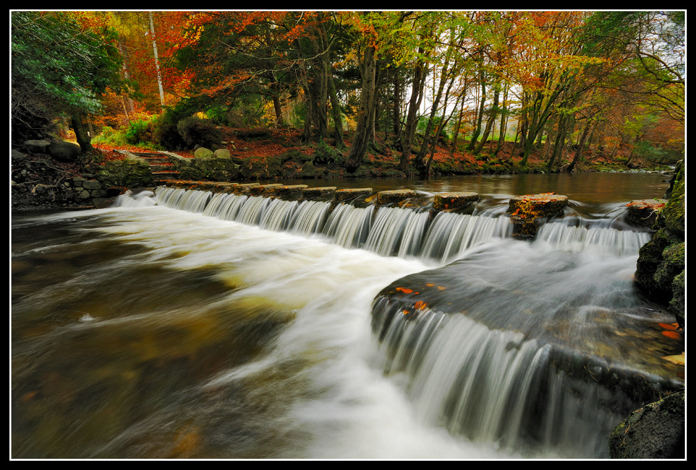 Photograph Tullymore flow by Desmond Daly on 500px