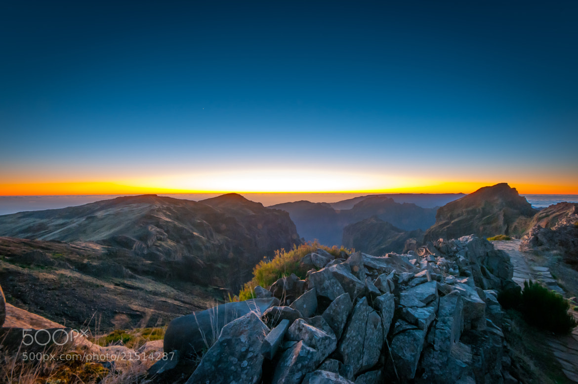 Photograph Pico do Arieiro by Anders Larsson on 500px