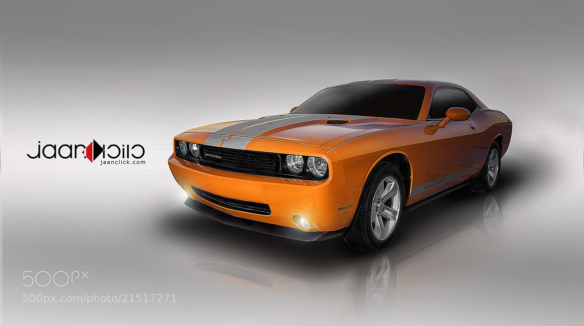 Photograph dodge challenger  by Jaan Al Balushi on 500px