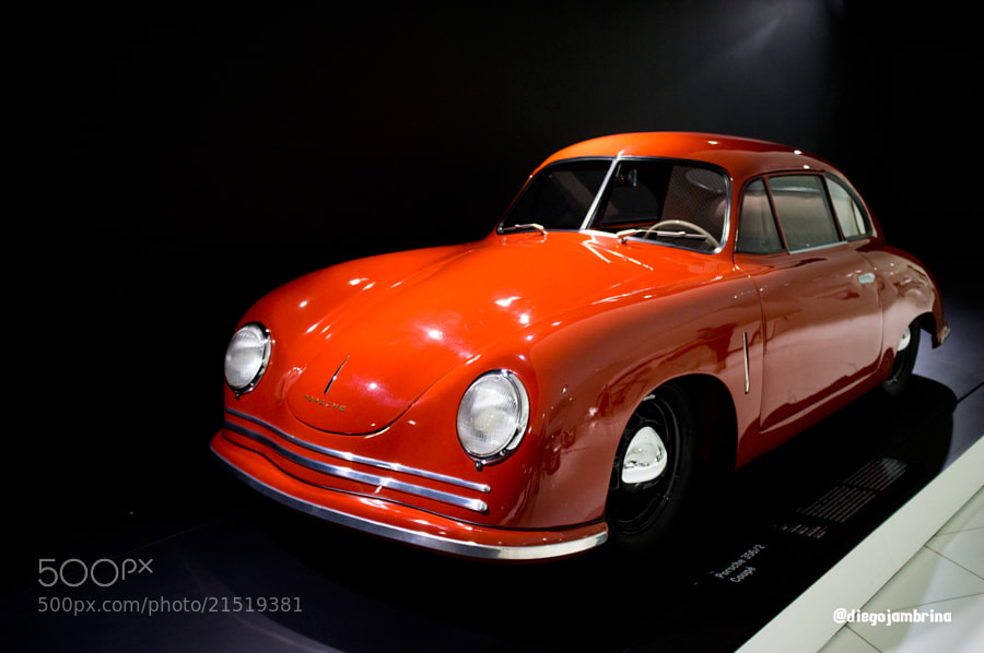 Porsche 356/2 by Diego Jambrina (Elhombredemackintosh)) on 500px.com