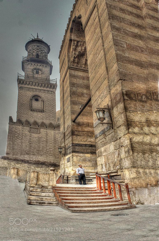Photograph El Moez Street . by Ali El Hedek on 500px