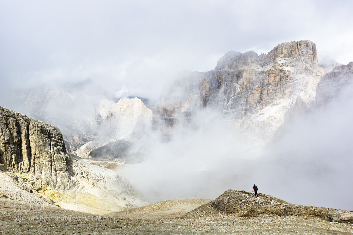 Photograph High in the mountains by Lenka Nejedla on 500px