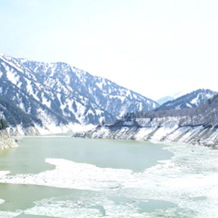Tateyama Kurobe Alpine Route - Kurobeko lake