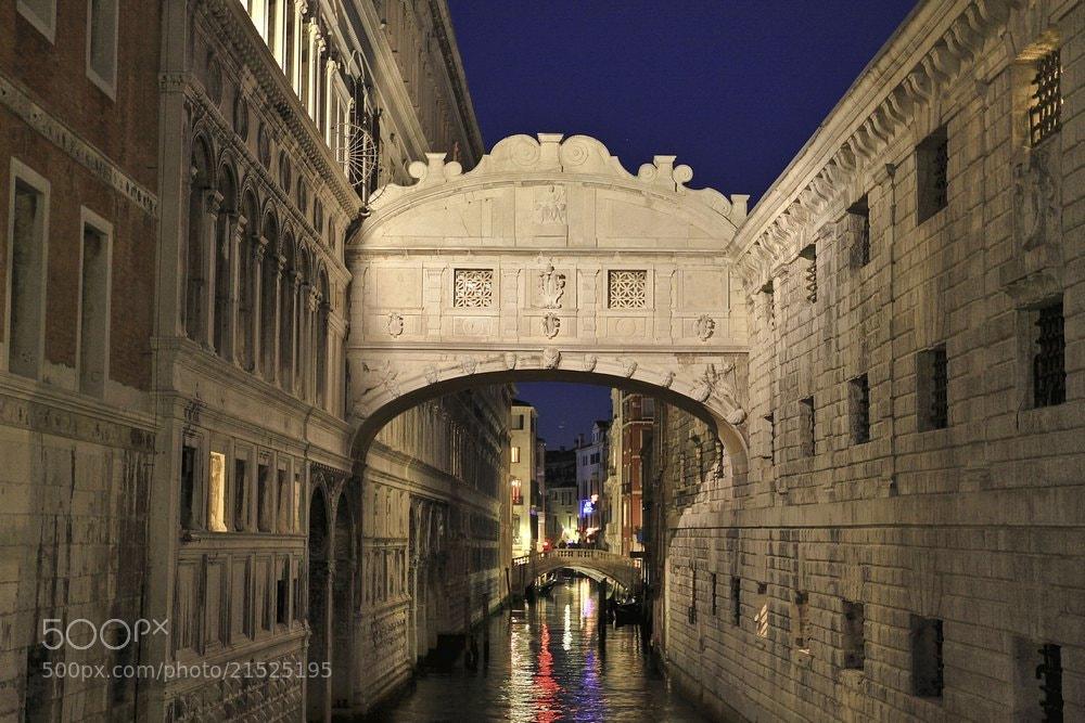 Photograph Venice  by Blaz Crepinsek on 500px