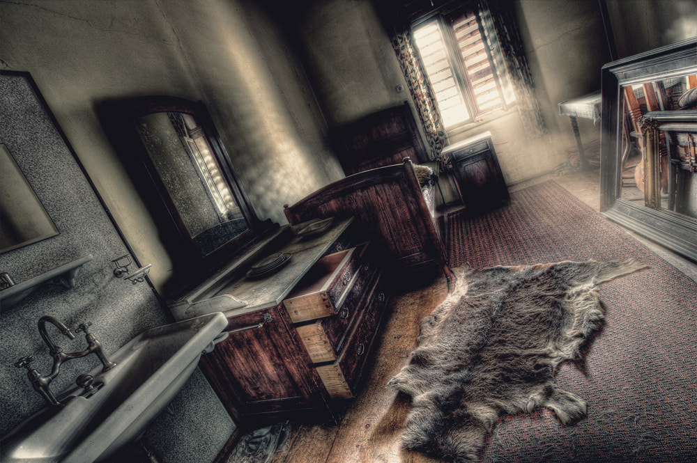 Photograph one room left by Falk Friederichs on 500px
