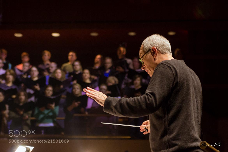 Photograph James Newton Howard Conducting by Mason Pelt on 500px