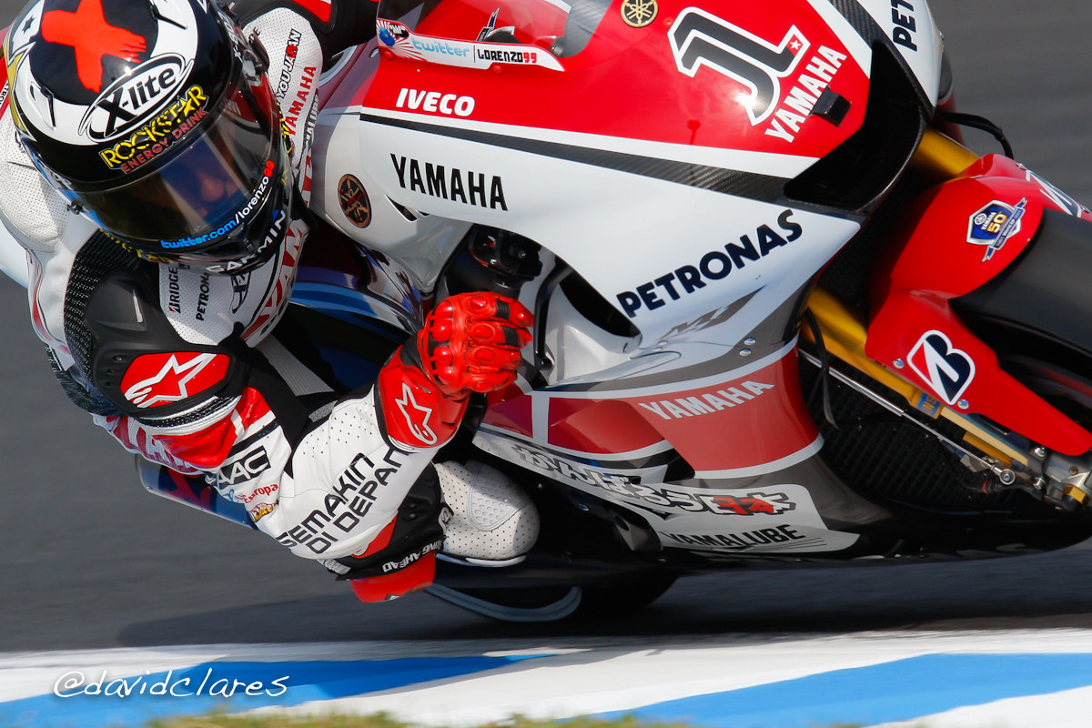 Photograph Jorge Lorenzo REF. 0172 by David Clares on 500px