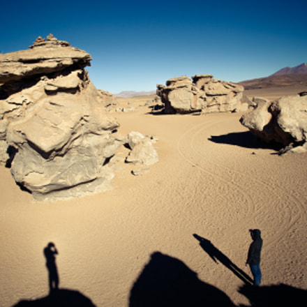 Valle de Rocas, Bolivia