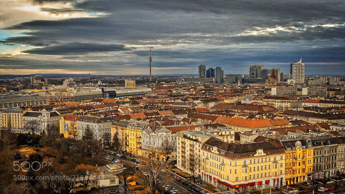 Photograph Vienna by Ernst Gamauf on 500px