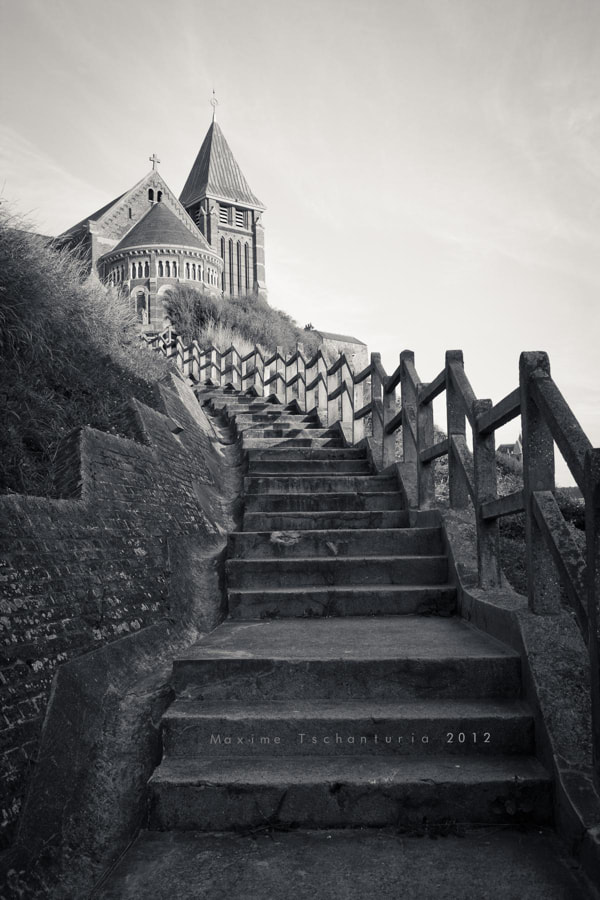 Photograph Stairway to heaven by Maxime Tschanturia on 500px
