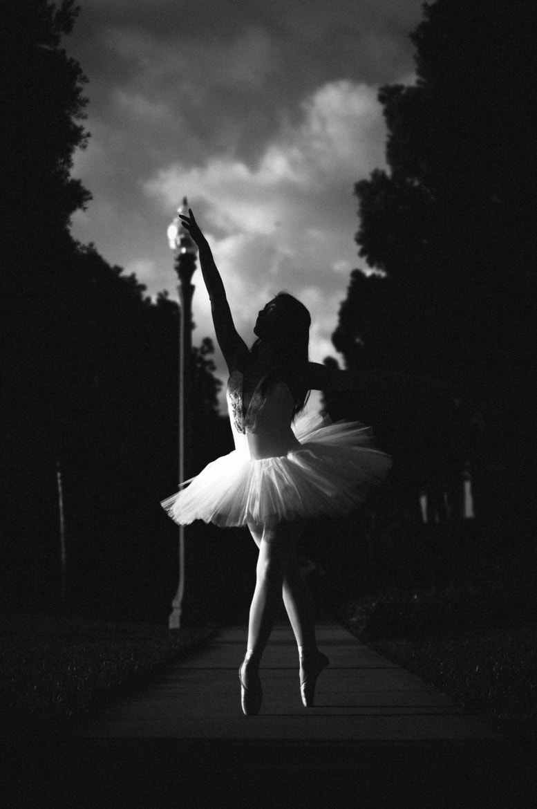 Photograph The Clouds and Dancer by Ersta Ferryanto on 500px