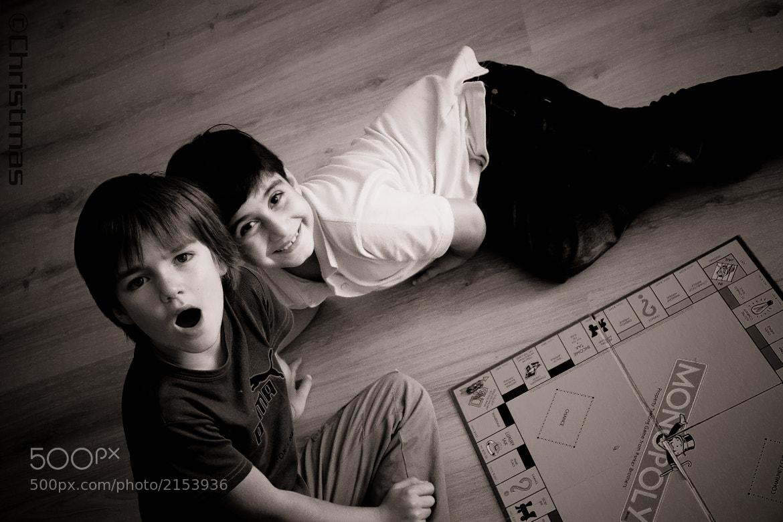 Photograph Monopoly by Danechka Christmas on 500px