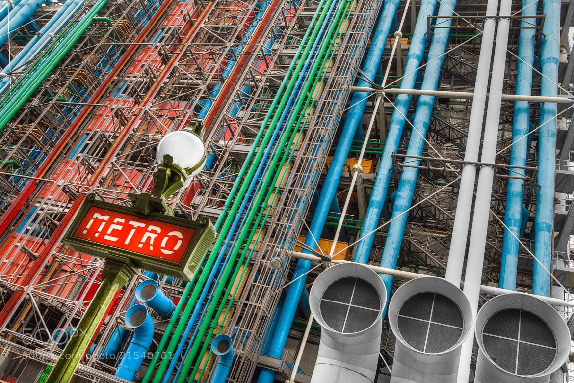 Photograph Different Pipes Go Different Places by Shawn Clover on 500px
