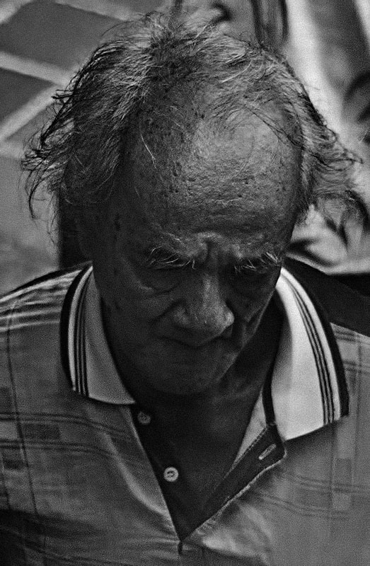 Photograph The Old Man by Landz Enca on 500px