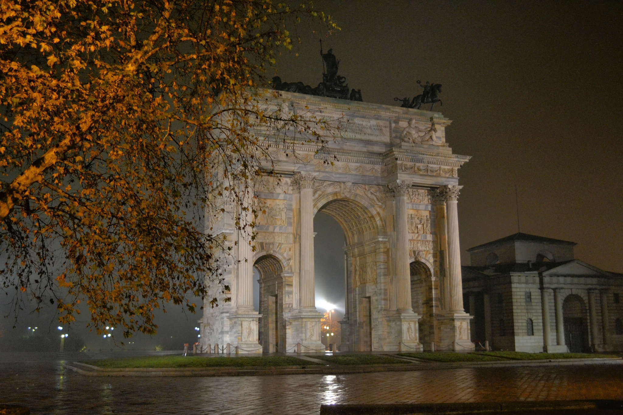 Photograph Arco della pace 2 by Matteo Barlassina on 500px