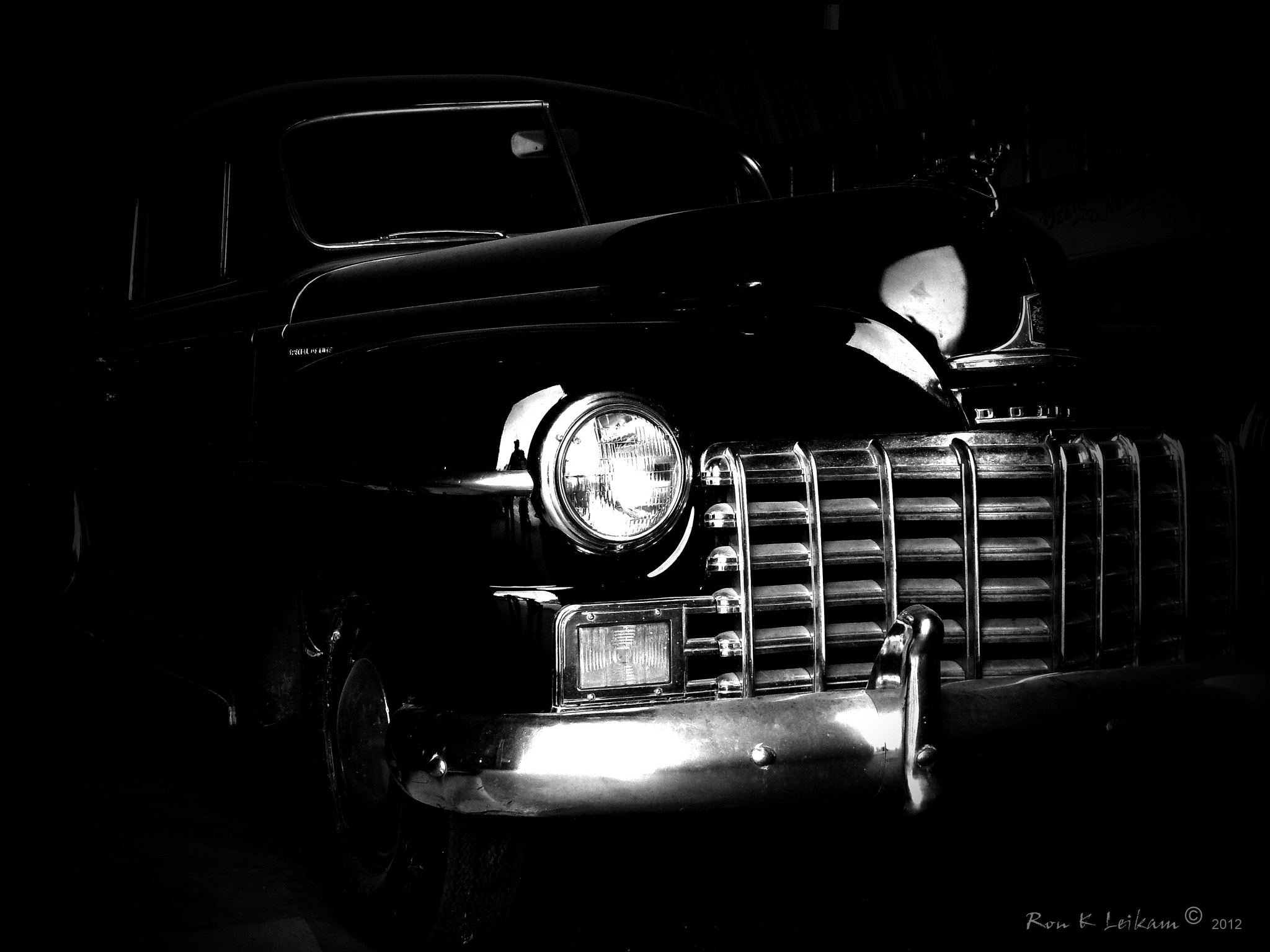 Photograph The Dodge by Ron  on 500px