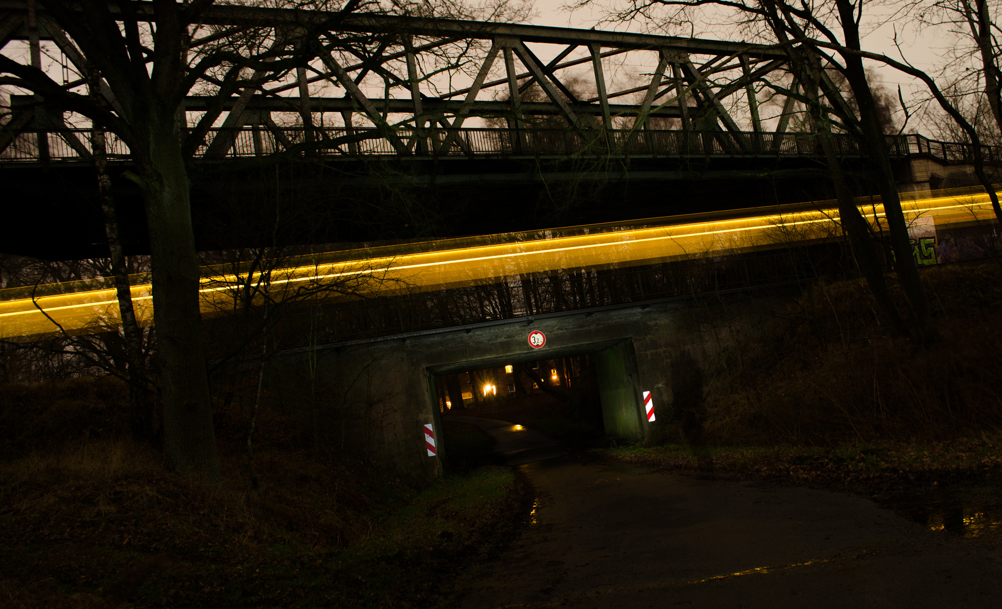 Photograph Train Ghost by Henry Buttchereit on 500px
