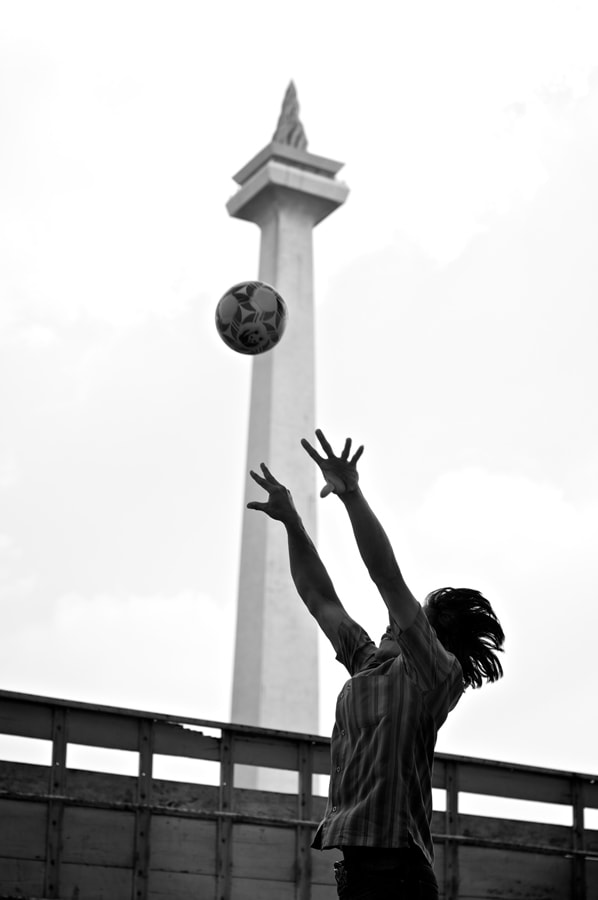 Photograph Monas cup by Rio Krisna Murti on 500px