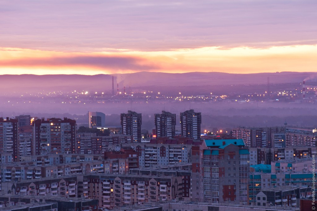 Photograph Sunrise on the roof by Sergey Filinin on 500px