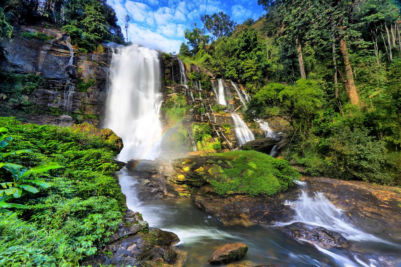 Photograph Wachiratarn Waterfall by Suppalak Klabdee on 500px