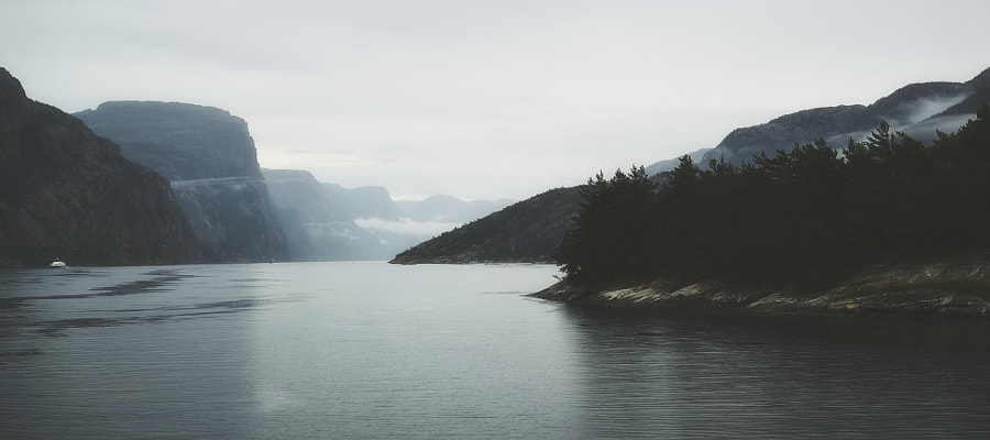 Lysefjord, Norway II
