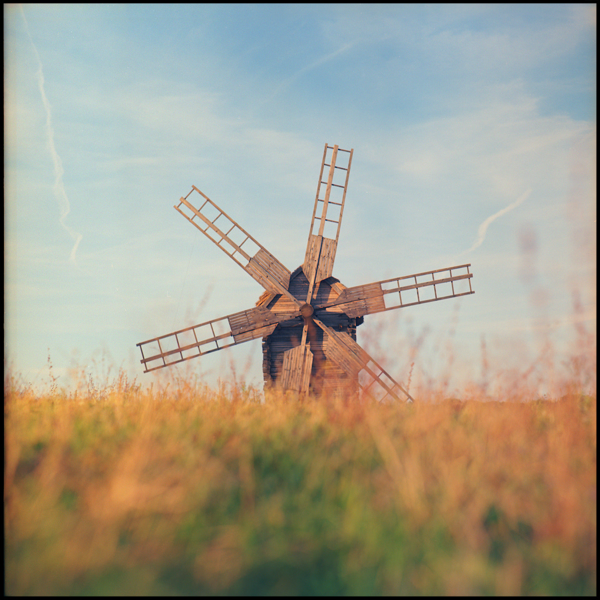 Photograph The mill by Denis Allbertovich on 500px