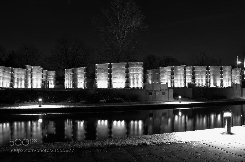 Photograph Indiana War Memorial by David Haskett II on 500px