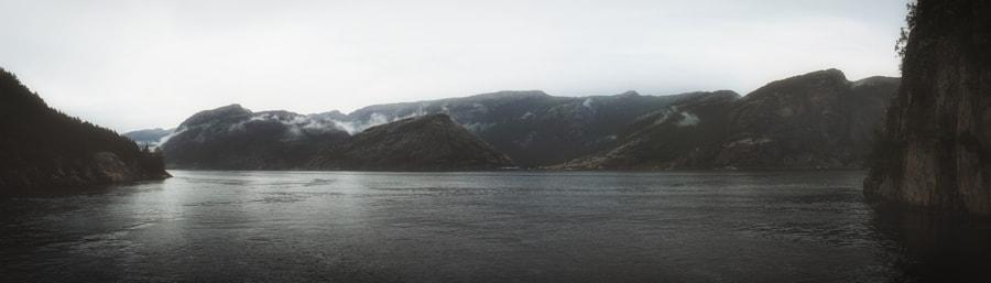 Lysefjord, Norway III
