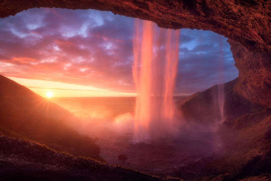 The Burning Falls - New Tutorial Available by Daniel F. on 500px