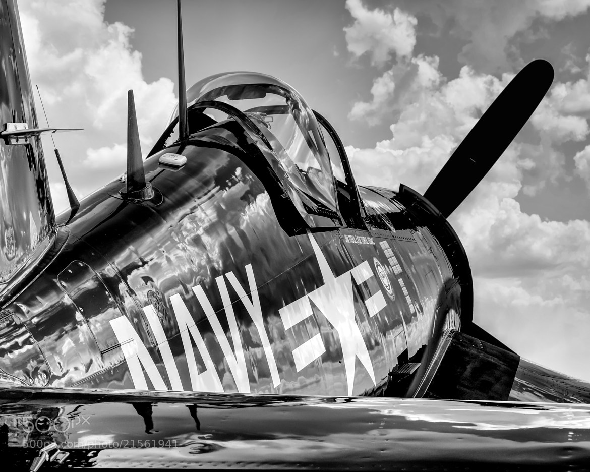 Photograph Legacy of the Corsair by Chris Buff on 500px