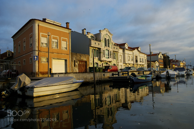 Photograph Canal by David Casanova on 500px