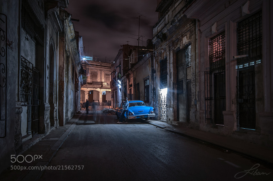 Photograph A little slice of Havana II by Liban Yusuf on 500px