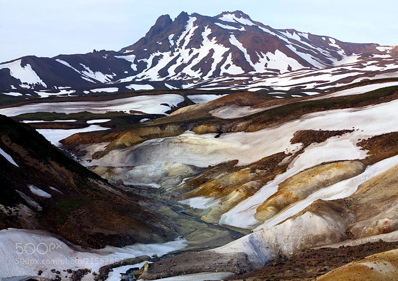 Photograph Death Valley of Kamchatka.  by Igor Shpilenok on 500px