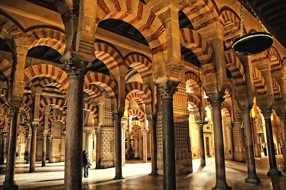 Photograph La Mezquita by Leo Villanova on 500px