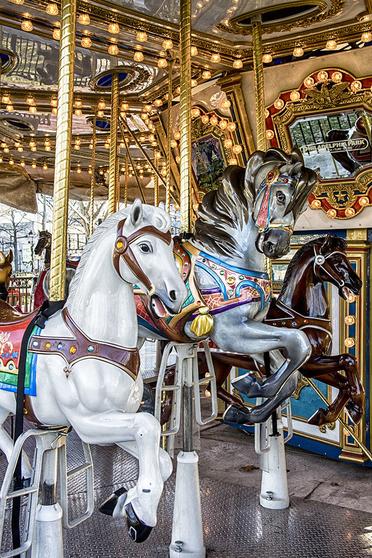 Photograph Carousel by Sonny Hamauchi on 500px