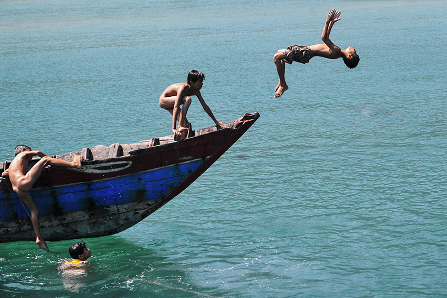 Photograph Happy summer vacation by Hai Thinh on 500px