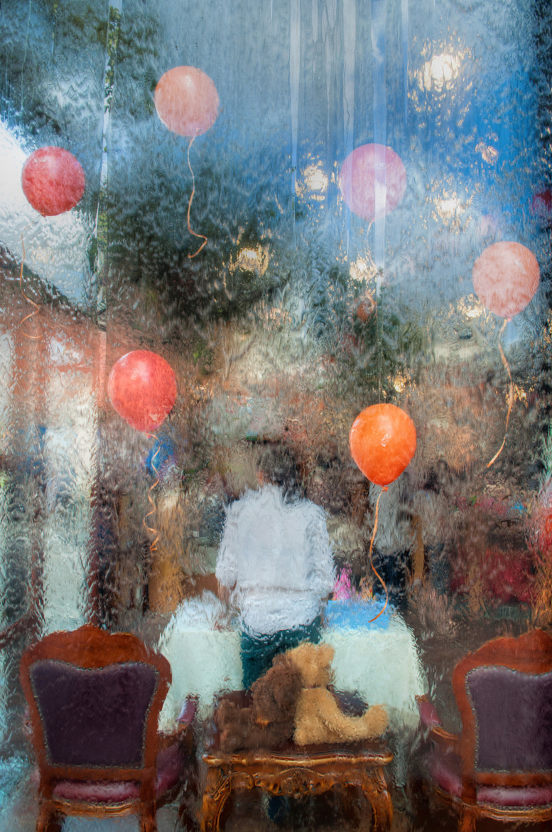 Photograph Through the Glass by Ken Larmon on 500px