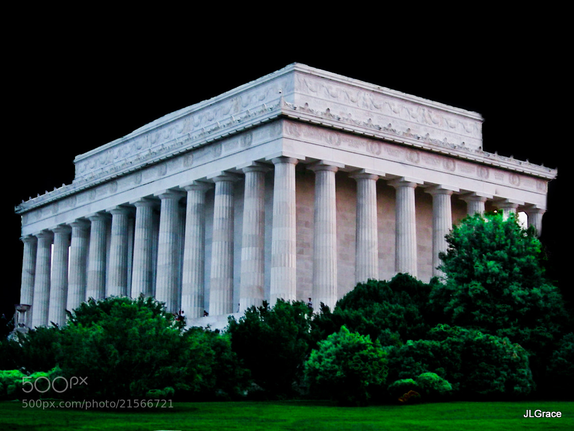 Photograph Lincoln Memorial by Janis Grace on 500px
