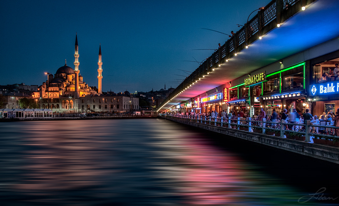 Photograph Beautiful Istanbul by Liban Yusuf on 500px