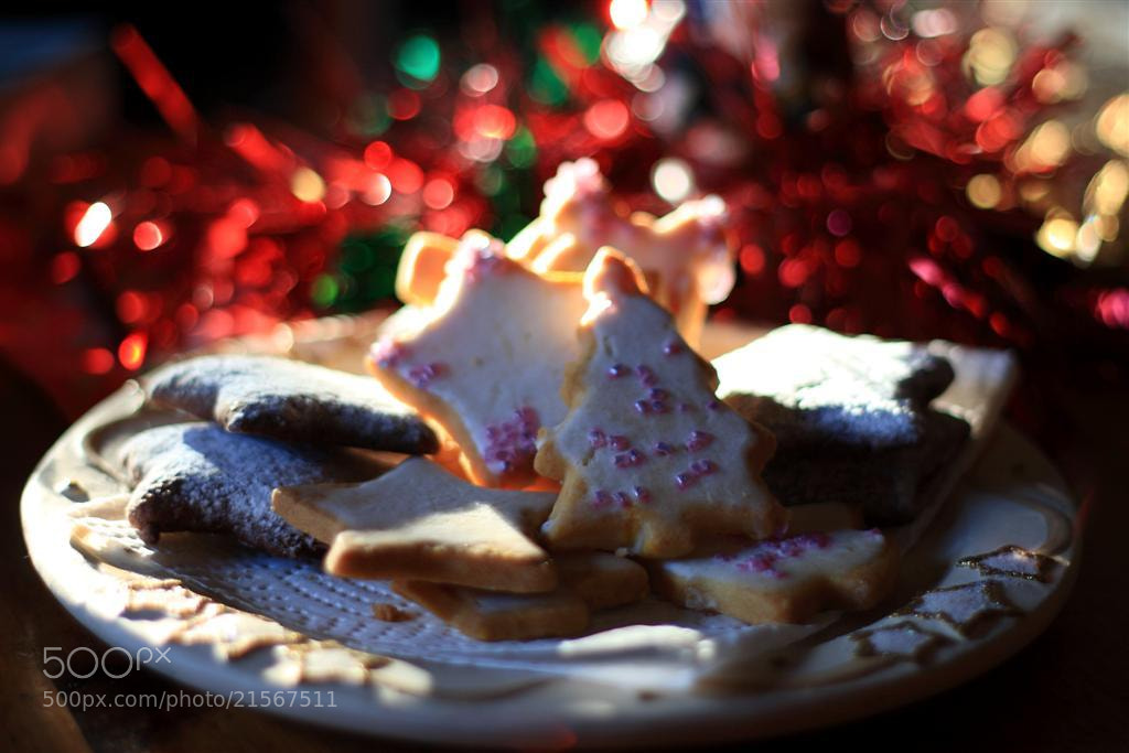 Photograph Christmas cookies by Annie Japaud on 500px