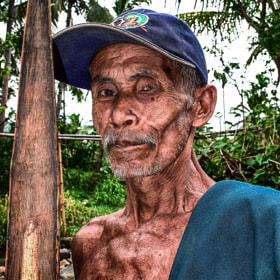The Old Man by Rose Kampoong (Rosekampoong)) on 500px.com