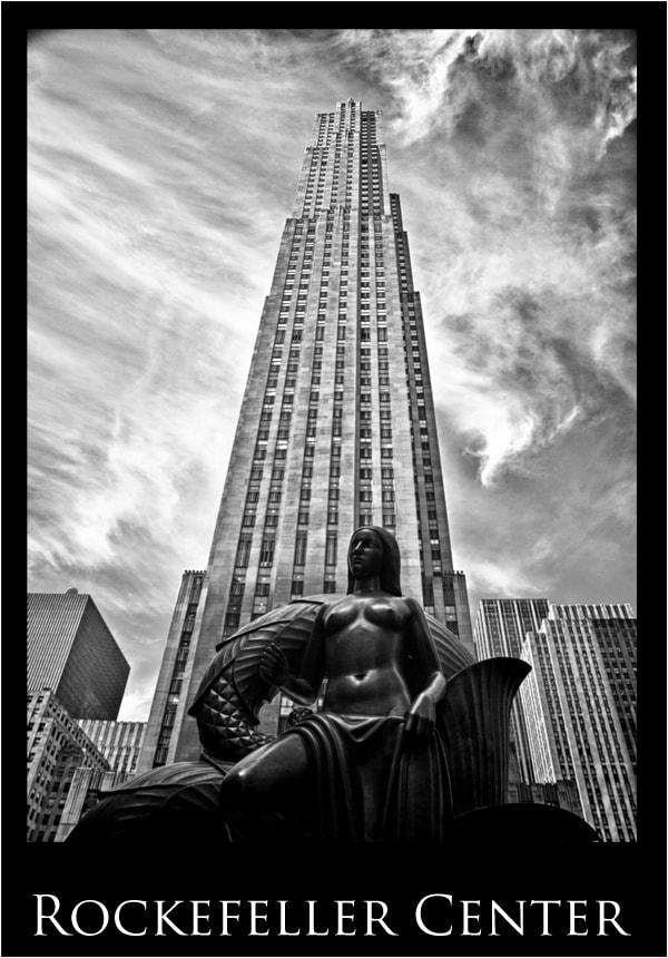 Photograph Rockefeller Center by bubu3 on 500px