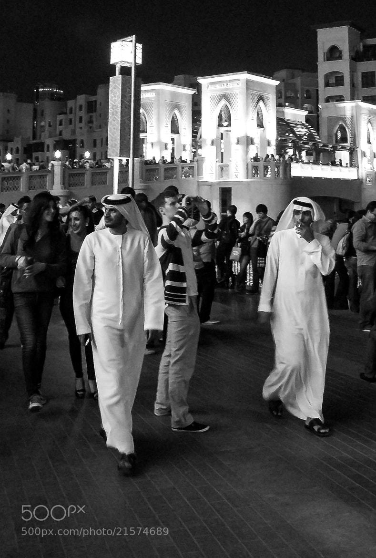 Photograph Dubai Nights by julian john on 500px