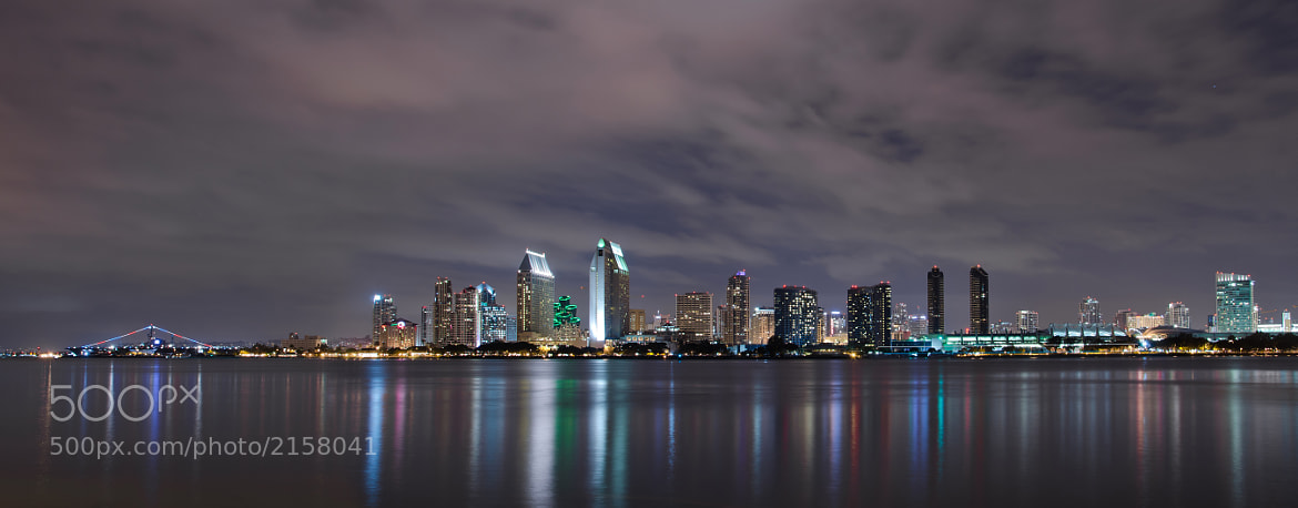 Photograph San Diego Skyline by Jeffery Wang on 500px