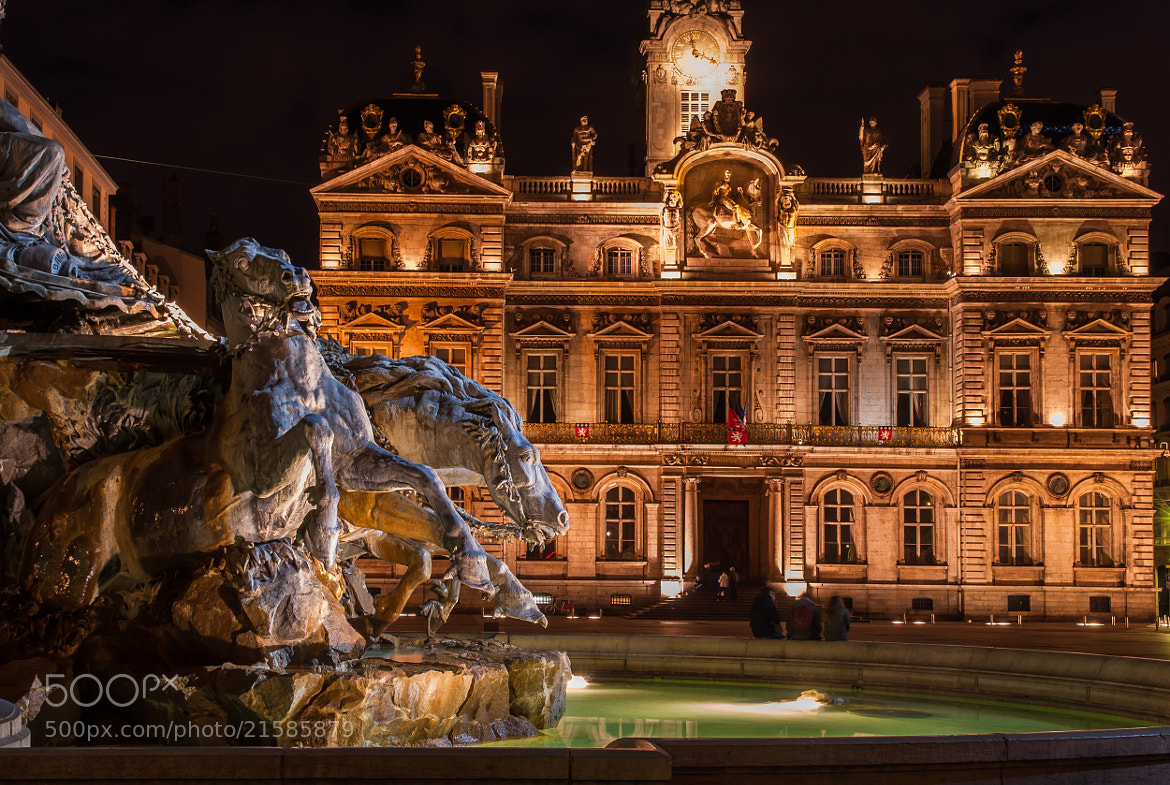 Photograph City hall by serge vincent on 500px